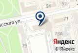 «Хакасский муниципальный банк» на Яндекс карте