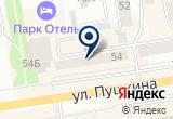 «ПАРК-ОТЕЛЬ» на Яндекс карте