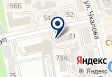 «Жасмин, салон-парикмахерская» на Яндекс карте