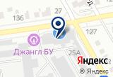 «Пирамида» на Яндекс карте