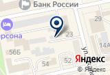 «Сундучок» на Яндекс карте