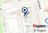 «Магазин мебели и товаров для школьников» на Яндекс карте