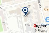 «Сибирская дирекция энергостроительства, ООО» на Яндекс карте
