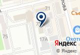 «Государственный комитет по занятости населения» на Яндекс карте