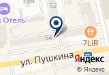 «Стекольная мастерская, ИП Федосеев П.А.» на Яндекс карте