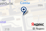 «СЕМЬ КЛЮЧЕЙ, СТО» на Яндекс карте
