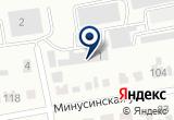 «Фартеза» на Яндекс карте