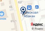 «Кураж» на Яндекс карте