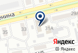 «Хакдезсервис» на Яндекс карте