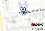 «Laser Craft» на Яндекс карте