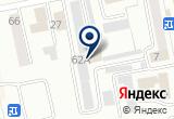 «Абаканское прибороремонтное предприятие» на Яндекс карте