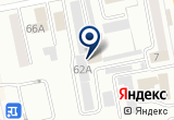 «Радиолюбитель» на Яндекс карте