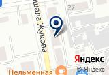 «Энергия» на Яндекс карте