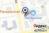 «ЕвроПроф, торгово-монтажная компания» на Яндекс карте