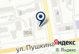 «Сауна на ул. Маршала Жукова» на Яндекс карте