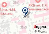 «БиКей Медика» на Яндекс карте