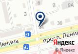 «Магазин аккумуляторов» на Яндекс карте