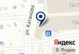«Рыбный мир» на Яндекс карте