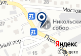 «Собор Николая Чудотворца» на Яндекс карте