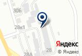 «Рекламная мастерская, ИП Рахматов Р.Н.» на Яндекс карте