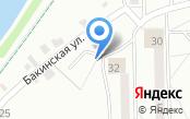 Автостоянка на Бакинской