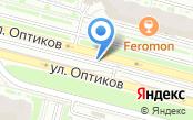 Автостоянка на ул. Оптиков