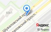 Автостоянка на Шуваловском проспекте