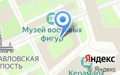 Парадный павильон Петропавловской Крепости