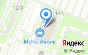 Автостоянка на ул. Симонова
