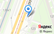 Автостоянка на проспекте Энгельса