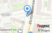 Автостоянка на Исполкомской