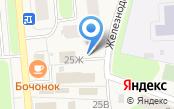 Автостоянка на Ленинградском шоссе (Гатчинский район)