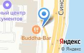 Автостоянка на Синопской набережной