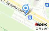 Автостоянка на проспекте Луначарского