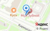 Автостоянка на Киришской