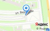 Автостоянка на ул. Верности