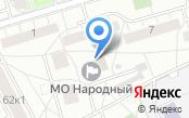 Муниципальное образование округ Народный