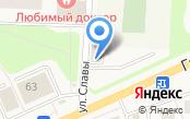 Автостоянка на ул. Славы (Всеволожский район)