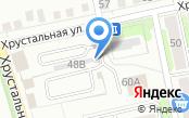 Автостоянка на Хрустальной
