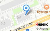 Автостоянка на Боровском шоссе