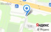Автостоянка на ул. Обручева