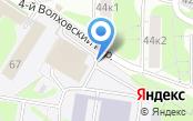 Автостоянка на ул. Николая Руднева