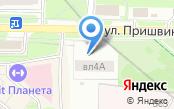 Автостоянка на ул. Пришвина