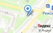 Автостоянка на Ряжской