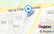 Автосервис на проезде Серебрякова