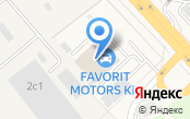 KIA FAVORIT MOTORS