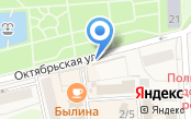 Автостоянка на Октябрьской