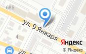 Автостоянка на ул. 9 Января