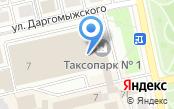 Платная стоянка на ул. Чайковского