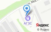 АЗС на ул. Мостостроителей